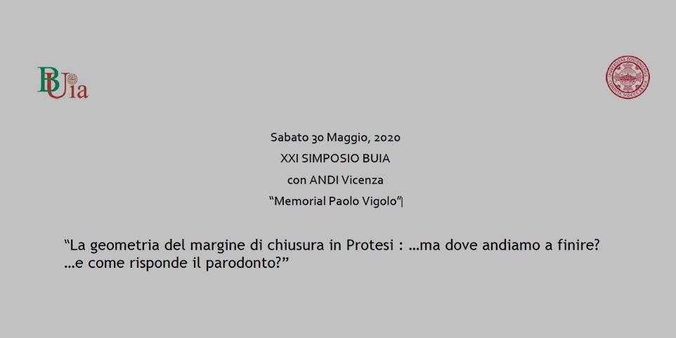XXI SIMPOSIO BUIA w...